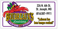 Boudreaux's Louisiana Seafood & Steaks